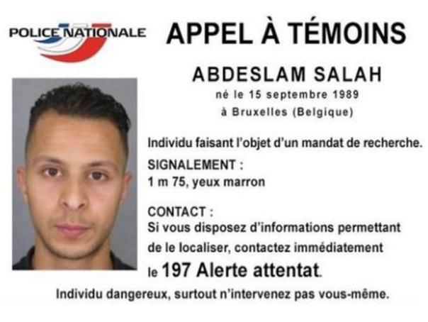 Imaginea articolului AUTORUL luării de ostatici din Franţa cere eliberarea TERORISTULUI Salah Abdeslam, cel care a comis atentatele de la Paris din 2015