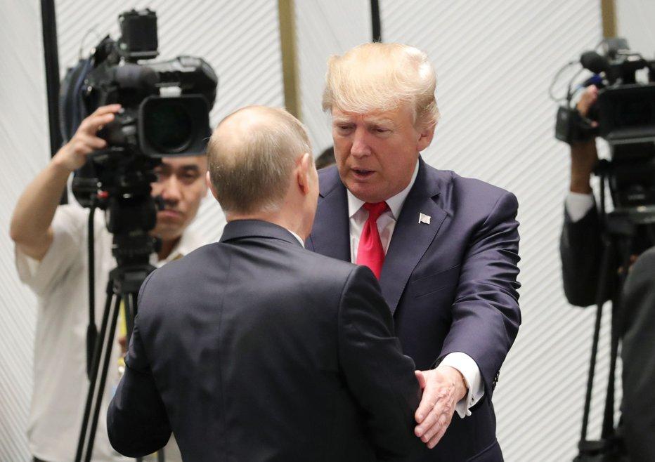 SURPRIZĂ! Trump şi Putin,întâlnire în apropiere de graniţa României: