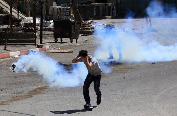 Imaginea articolului Violenţele de la frontiera Fâşiei Gaza: Protestatari palestinieni, împuşcaţi mortal de armata israeliană