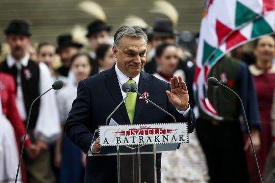 Imaginea articolului Demonstraţii masive anti-Orban la Budapesta - VIDEO