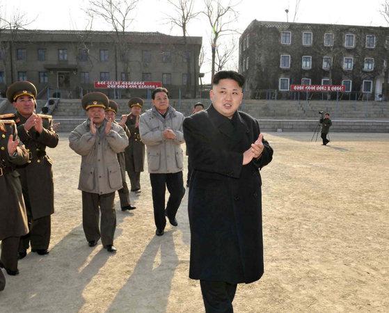 Imaginea articolului Kim Jong-un a vizitat Ambasada Chinei din Phenian