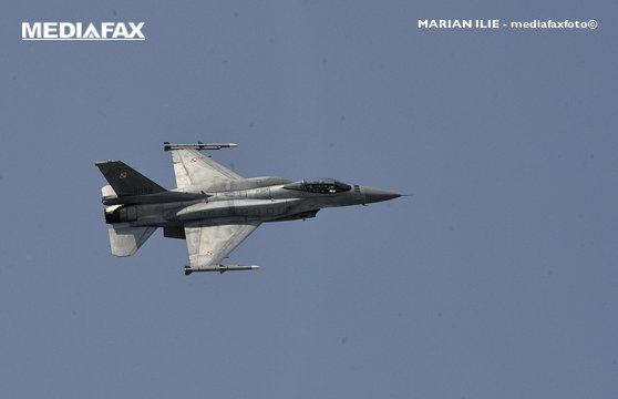 Imaginea articolului Un avion F-16 al Forţelor Aeriene americane s-a prăbuşit în Arizona