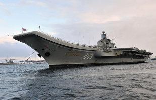 RUSIA trece la acţiune! După RACHETA supersonică, se ocupă acum de PORTAVIONUL Amiral Kuzneţov. Ce are în plan