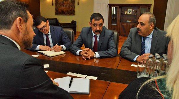 Imaginea articolului Prima reacţie a MAE, după ce Autoritatea Palestiniană şi-a retras ambasadorul din România: E nevoie de un dialog politic susţinut