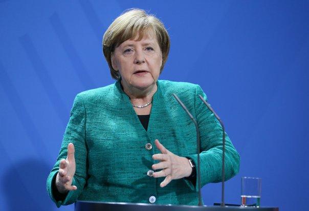 Imaginea articolului Angela Merkel: Toate statele membre UE sunt în favoarea menţinerii acordului nuclear cu Iranul