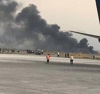 Imaginea articolului Un avion cu 110 persoane la bord s-a prăbuşit în Cuba imediat după decolarea de pe aeroportul din Havana | FOTO, VIDEO