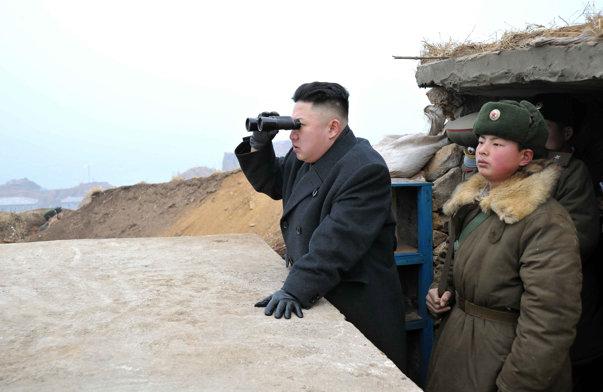 Imaginea articolului Doi soldaţi nord-coreeni au fugit în Coreea de Sud prin Marea Galbenă