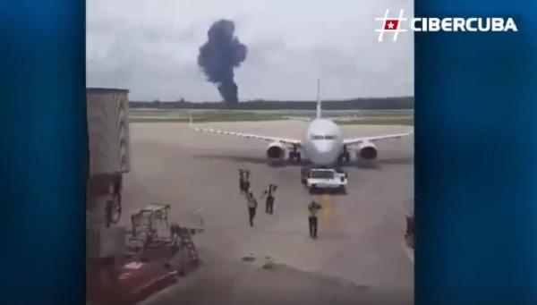 Imaginea articolului TRAGEDIA aviatică din Cuba: Autorităţile cubaneze au confirmat că bilanţul accidentului aerian este de 110 morţi | VIDEO