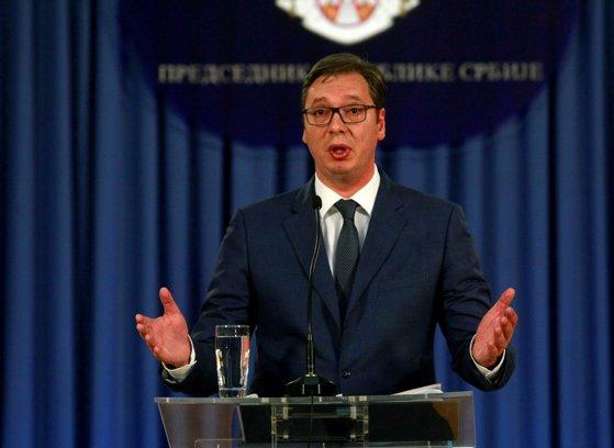Imaginea articolului Aleksandar Vucici: Serbia îşi doreşte să adere la UE, însă va dezvolta relaţiile cu Rusia şi China