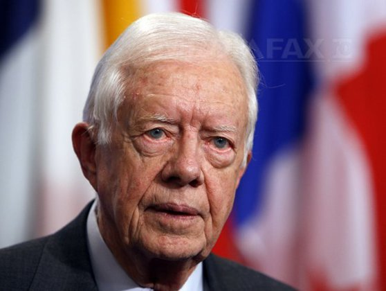 Imaginea articolului Jimmy Carter: Dacă rezolvă criza nord-coreeană, Trump ar putea primi premiul Nobel pentru pace
