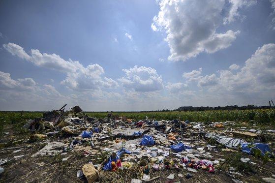 Imaginea articolului Australia şi Olanda acuză Rusia pentru doborârea avionului malaiezian MH17