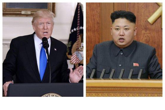 Imaginea articolului Oficiali de la Casa Albă merg în acest weekend  la Singapore pentru a pregăti posibilul summit Trump-Kim