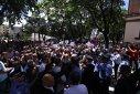 Imaginea articolului PROTESTE de amploare la Tirana: Mii de persoane au cerut demisia ministrului albanez de Interne