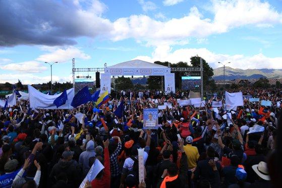 Imaginea articolului Ivan Duque a câştigat primul tur al alegerilor prezidenţiale din Columbia - rezultate parţiale