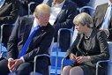 Imaginea articolului Motivul pentru care Theresa May îi va propune lui Trump să se întâlnească în afara Londrei
