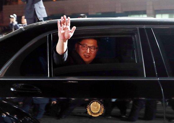 Imaginea articolului Liderul nord-coreean Kim Jong-un a ajuns în Singapore, unde se va întâlni marţi cu Donald Trump