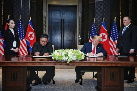 Imaginea articolului Kremlin: Summitul Trump-Kim dovedeşte că Vladimir Putin a avut dreptate în privinţa Coreei de Nord