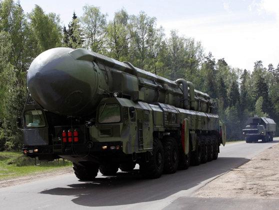 Imaginea articolului Experţi: Rusia probabil a modernizat SEMNIFICATIV un depozit de armament NUCLEAR în Kaliningrad
