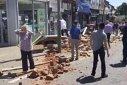 Imaginea articolului SCENE DRAMATICE: Acoperişul unui magazin din Londra s-a prăbuşit/ Trecătorii au sărit în ajutorul persoanelor prinse în centrul comercial | VIDEO