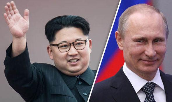 Imaginea articolului MONITORUL APĂRĂRII | Kim Jong-Un vrea menţinerea relaţiilor bune cu Vladimir Putin