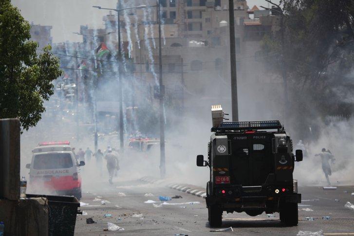 Imaginea articolului ATAC cu vehicul în Cisiordania: Patru militari israelieni au fost răniţi