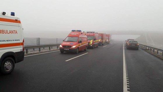 Imaginea articolului Accidentul cu români din Ungaria. MAE: Cei doi răniţi, spitalizaţi. Unul a fost operat