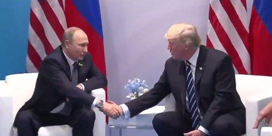 Imaginea articolului Vladimir Putin şi Donald Trump se vor întâlni pe data de 16 iulie la Helsinki
