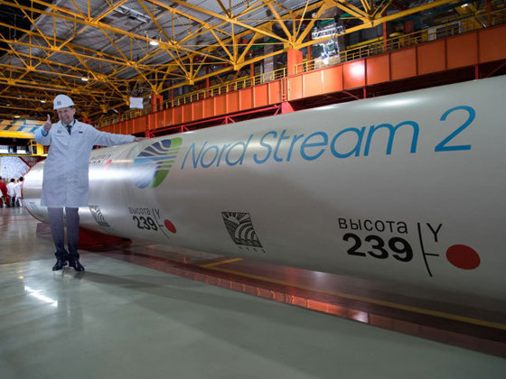 Imaginea articolului Kremlinul reacţionează după criticile lui Trump privind Berlinul: Proiectul Nord Stream 2 nu va face Germania dependentă de Rusia/ E o încercare de a forţa cumpărătorii europeni să cumpere din SUA