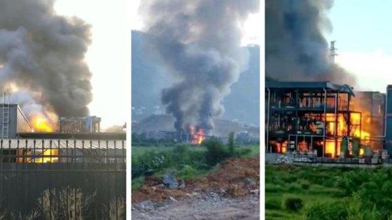 Imaginea articolului EXPLOZIE la o uzină chimică din China: Cel puţin 19 persoane au murit, iar alte 12 au fost rănite