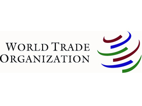 The image of Donald Trump threatens to withdraw the United States. of the World Trade Organization (WTO)
