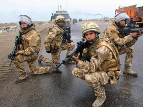 Trupele britanice vor preda duminică provincia Basra trupelor irakiene