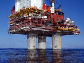 Scurgere masivă de petrol în Marea Nordului