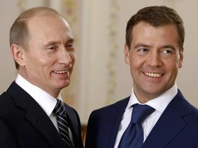 """Схема вышивки  """"Путин и Медведев """".  Схемы автора  """"tanechka97 """".  Вышивайте при дневном освещении."""