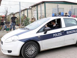 Italia: Oficiali locali, arestaţi sub acuzaţia de corupţie (Imagine: Mediafax/AFP)