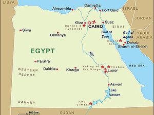 Un român răpit în Egipt