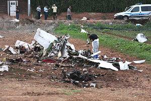 Israel: 4 persoane au murit după prăbuşirea unui avion ultrauşor (Imagine: www.ynetnews.com)