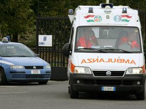 Un şofer rom în stare de ebrietate a lovit 13 persoane într-o staţie de autobuz din Roma (Imagine: Mediafax Foto)