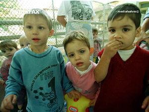 Un documentar al ducesei de York prezintă situaţia copiilor din orfelinatele româneşti (Imagine din arhiva Mediafax Foto)