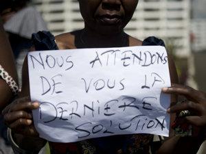 Trimiterea unei forţe europene în Congo nu este pe ordinea de zi a UE (Imagine: Mediafax Foto/AFP)
