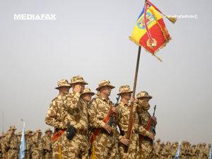 SUA şi încă cinci ţări, inclusiv România, vor menţine trupe în Irak în 2009 (Imagine: Mediafax Foto)