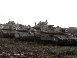 Trupele israeliene au intrat în Fâşia Gaza (Imagine: Mediafax Foto/AFP)
