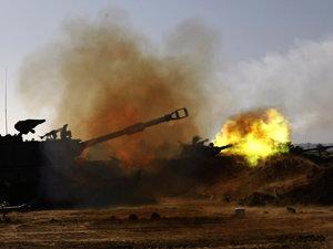 Israelul şi-a intensificat ofensiva în sudul Fâşiei Gaza (Imagine: Mediafax Foto/AFP)