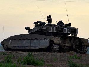 Cel puţin 763 de persoane au murit în ofensiva israeliană (Imagine: Mediafax Foto/AFP)