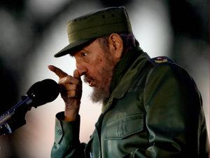 Fidel Castro: Rămân semne de întrebare în privinţa lui Obama (Imagine: Mediafax Foto/AFP)
