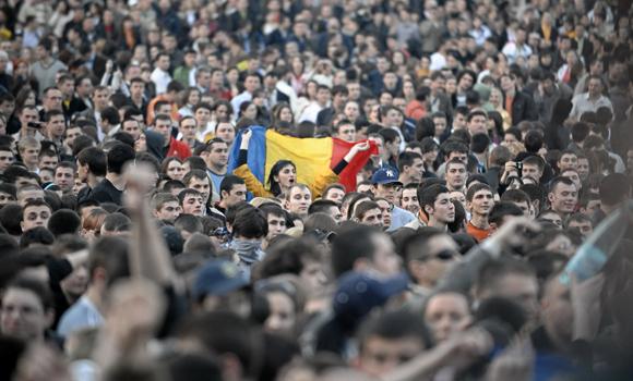 victorie moldoveni revolutie alegeri
