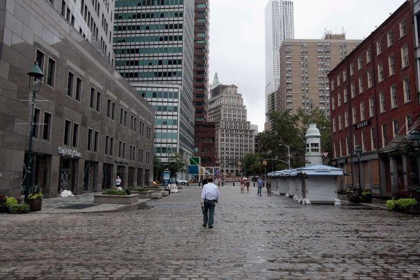 Hurricane Irene arrived in New York. (Photo Gallery)