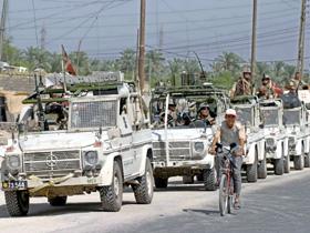 Batalionul danez din Irak a părăsit această ţară