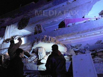 Turcia a decis să accepte ajutor din străinătate după cutremurul de duminică
