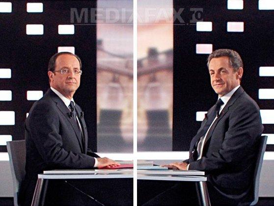 Imaginea articolului ALEGERI ÎN FRANŢA: Turul doi al scrutinului prezidenţial a început