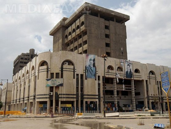 Imaginea articolului Explozie la trecerea coloanei oficiale a observatorilor ONU într-un oraş din Siria